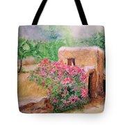 Ibiza Rustica Tote Bag
