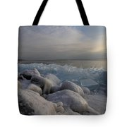 Ice 2018 # 3 Tote Bag