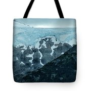Ice And Rock Tote Bag