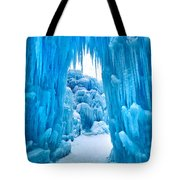 Ice Arch Tote Bag