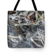 Ice Art I Tote Bag