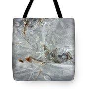 Ice Art V Tote Bag