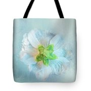 Ice Blue Under Tote Bag