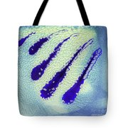 Ice Claw Tote Bag
