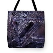 Ice-cold Gothic Night Tote Bag