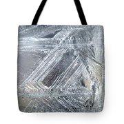 Ice-cold Morning Fantasy Tote Bag