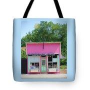 Ice Cream Parlor Tote Bag