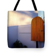 Ice Cream Shop Wooden Popsicle In Saint Augustine Florida Tote Bag
