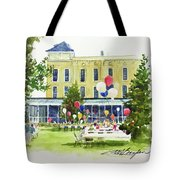 Ice Cream Social And Strawberry Festival, Lakeside, Oh Tote Bag