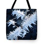 Ice Crystal Tote Bag