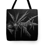 Ice Crystals ... Tote Bag