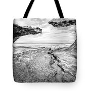 Ice Forms Tote Bag