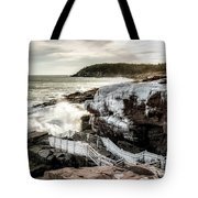 Ice Frosting Tote Bag