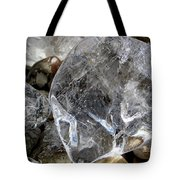 Ice II Tote Bag
