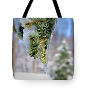 Ice Melt Tote Bag