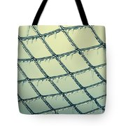 Ice Melting In The Sun Tote Bag