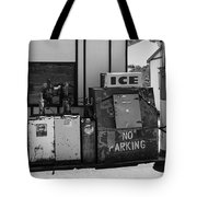 Ice - No Parking Tote Bag