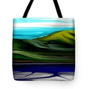 Ice Off Tote Bag
