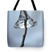 Ice On A Stick Tote Bag