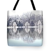 Ice Park Tote Bag