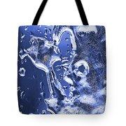 Ice Patterns 1  Tote Bag