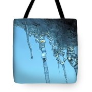 Ice Photo 2 Tote Bag