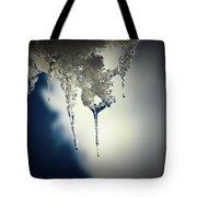 Ice Photo 4 Tote Bag