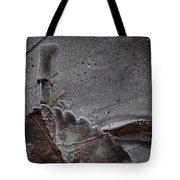 Ice Plastification Tote Bag