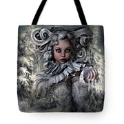 Ice Princess 004 Tote Bag