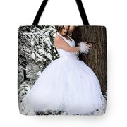 Ice Princess Sara 10 Tote Bag