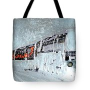 Ice Queen Express Tote Bag