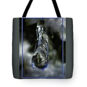 Ice Reflect Tote Bag