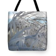 Ice Tote Bag