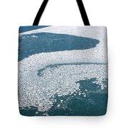 Ice Shelf Tote Bag
