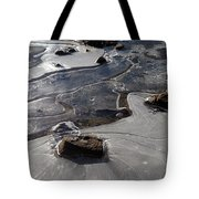 Ice Snakes Tote Bag