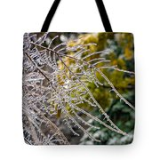 Ice Storm 2 Tote Bag