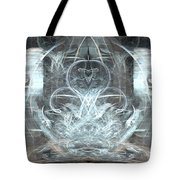 Ice Temple Tote Bag