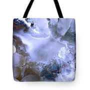 Ice Throne Tote Bag