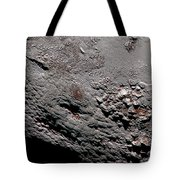 Ice Volcano On Pluto Tote Bag