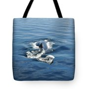 Iceberg And Humpback Tote Bag