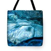 Iceberg Details #8 - Iceland Tote Bag
