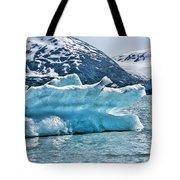 Iceberg Glacier Alaska  Tote Bag