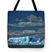 Iceberg In Viedma Lake - Patagonia Tote Bag