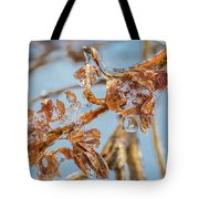 Iced Gold Tote Bag