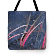 Iced Pond Tote Bag