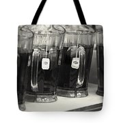 Iced Tea In Pitchers Tote Bag