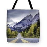 Icefield Parkway Tote Bag