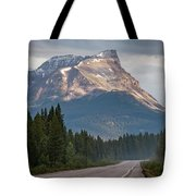 Icefields Parkway Banff National Park Tote Bag