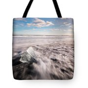 Iceland And Glaciers Tote Bag