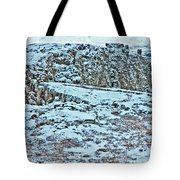 Iceland Country Side Clouds Mountains Stream Iceland Rocks Lake Clouds Iceland 2 2112018 0976 Tote Bag